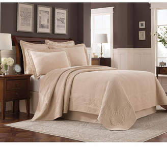 Williamsburg Abby Queen Coverlet Bedding
