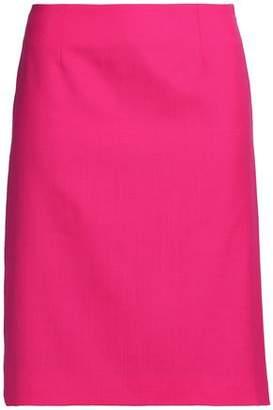 Lanvin Wool Mini Skirt