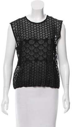 Maison Rabih Kayrouz Sleeveless Knit Top w/ Tags