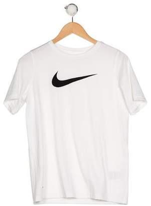 Nike Boys' Logo Shirt