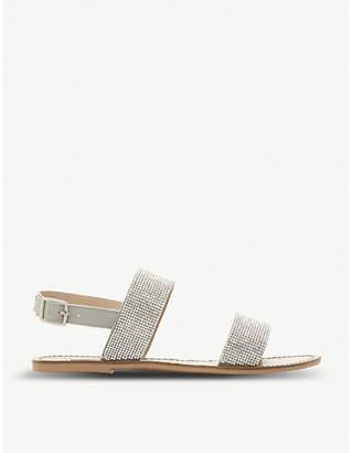 7df611a7a7c Steve Madden Flat Heel Sandals For Women - ShopStyle UK