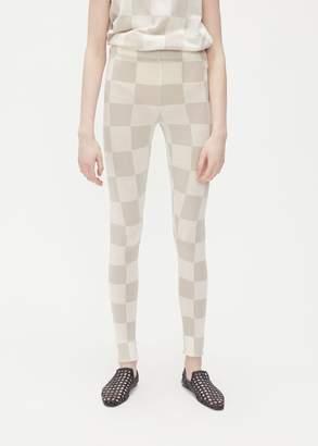 Jil Sander Checkerboard Legging