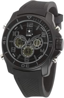 Wrist Armor U.S. Army C24 Multifunction Watch -Black Stealth