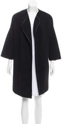 Vince Open Front Shawl Collar Cardigan