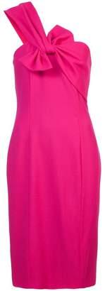 Kimora Lee Simmons Rosalee one shoulder dress