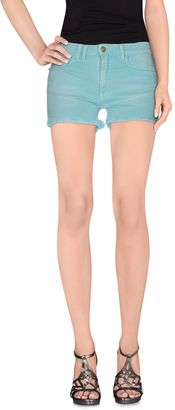 CYCLE Denim shorts $125 thestylecure.com