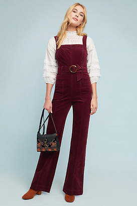 Pilcro and the Letterpress Pilcro Corduroy Jumpsuit