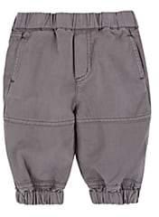 Stella McCartney Infants' Cotton Jogger Pants - Gray