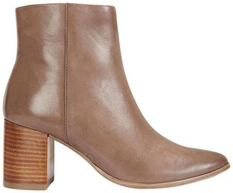 Moscow Taupe Glove Boot