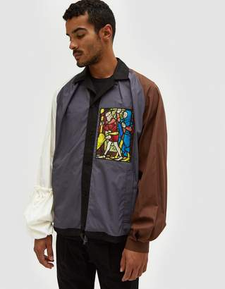 J.W.Anderson Collard Volume Top Jacket