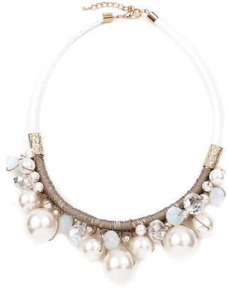 Amrita Singh Bib Necklace