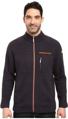 Tommy Bahama Denver Broncos NFL Blindside Knit Jacket Men's Jacket