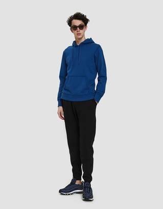 Reigning Champ Pullover Terry Hoodie in Court Blue