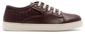 Bottega Veneta Dodger lace-up leather trainer