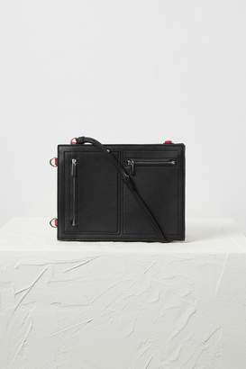 French Connection Dexter Upside Down Cross-Body Bag