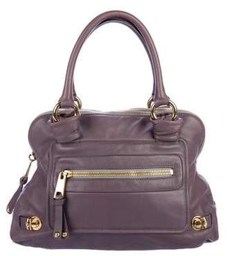 Marc Jacobs Smooth Leather Handle Bag