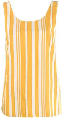 Parker Chinti & striped tank top