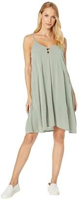 Roxy Full Bloom Woven Tank Dress