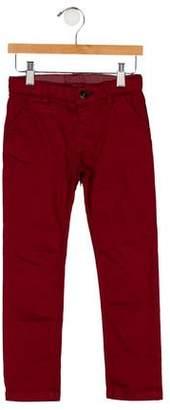 Little Marc Jacobs Boys' Four Pockets Straight-Leg Jeans