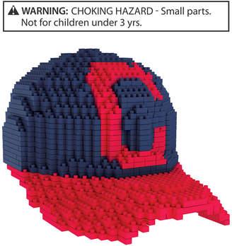 Forever Collectibles Cleveland Indians Brxlz 3D Baseball Cap Puzzle