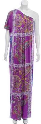 Etro Paisley Maxi Dress w/ Tags