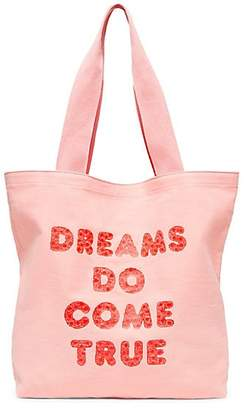 ban.do Printed Slogan Tote