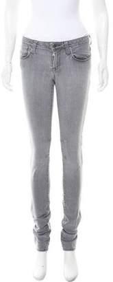 Helmut Lang Low-Rise Jeans