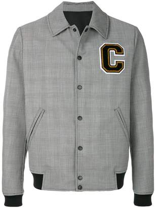 Calvin Klein Jeans badge coach jacket
