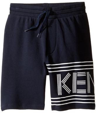 Kenzo Kids - Bilbi Bermuda Boy's Shorts $79.20 thestylecure.com