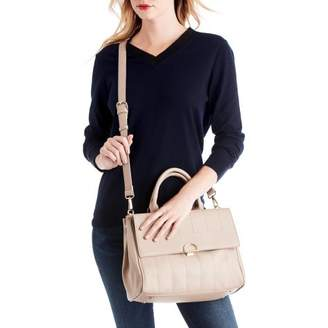 Sole Society Tracy Vegan Quilted Satchel