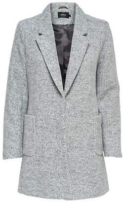 Only Textured Blazer Coat
