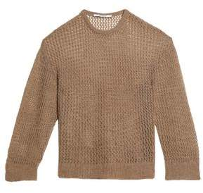 Chalayan Open-Knit Sweater
