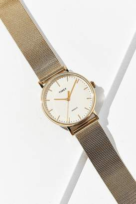 Timex Fairfield Watch $100 thestylecure.com