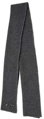 Louis Vuitton Cashmere-Blend Embellished Scarf
