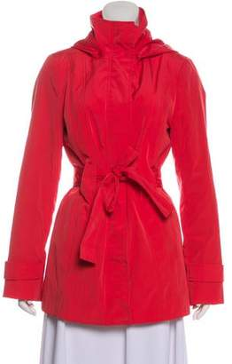 Calvin Klein Long Sleeve Short Coat