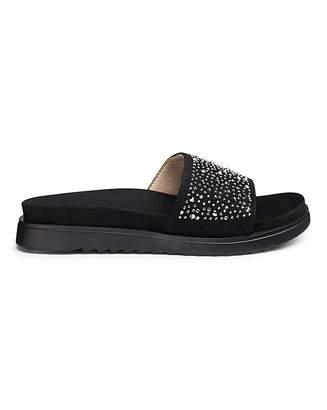 Anita Heavenly Feet Mule Sandals EEE Fit