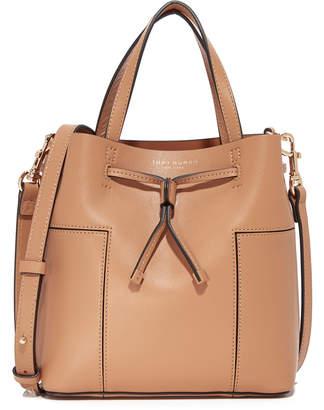 Tory Burch Block T Nano Bucket Bag $350 thestylecure.com