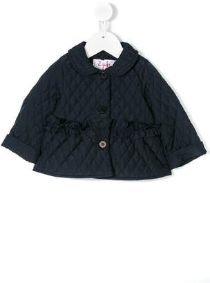 Il Gufo quilted field jacket