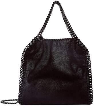 Stella McCartney Mini Falabella Black Chain Tote Bag