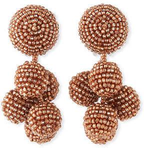 Sachin + Babi Mini Coconuts Drop Earrings