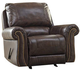 Co Darby Home Baxter Springs Manual Rocker Recliner