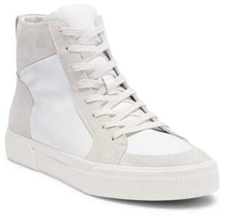 Vince Kameron Leather & Suede Sneaker