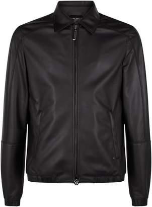 Stefano Ricci Leather Jacket