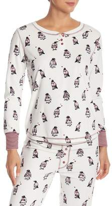 PJ Salvage Long Sleeve Cool for the Winter Top