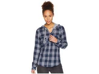 Columbia Collegiate Times Twotm Hooded Long Sleeve Shirt