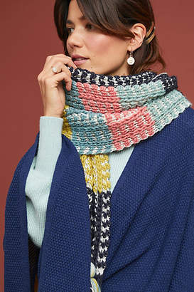 Anthropologie At the Lodge Scarf