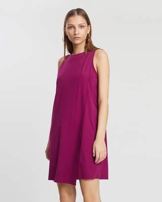 Mng Diagonal Dress