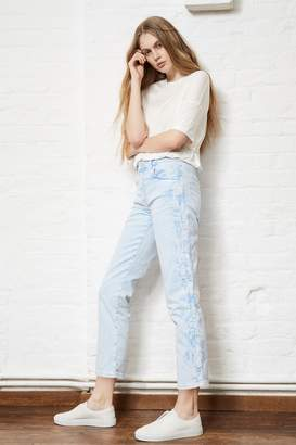 French Connenction Aida High Rise Straight Jeans