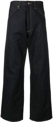 Levi's Junya Watanabe Comme Des Garcons Man Junya Watanabe Comme des Garcons Man oversized camo pocket jeans