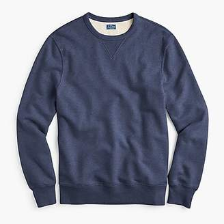J.Crew French terry crewneck sweatshirt